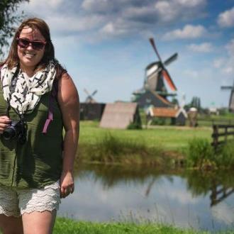 Les moulins de Zaanse Schans